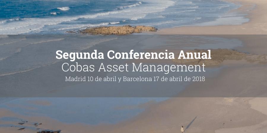Segunda conferencia anual Cobas (2018)